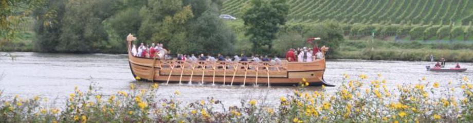 Moseltal, Weinschiff, Ferienwohnung