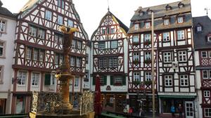 Bootsfahrt Mosel, Weingut, Stadtspaziergang Trier
